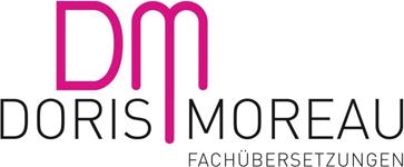 Doris Moreau Fachübersetzungen - Logo